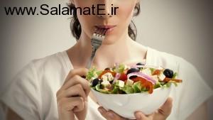 رژیم غذایی و لاغری