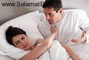 ۶- چرا بعضی از زنان مقاربت دردناک دارند؟