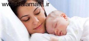 خطراتی که طی سزارین متوجه نوزاد می شود