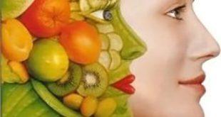 Vegetables effect on skin