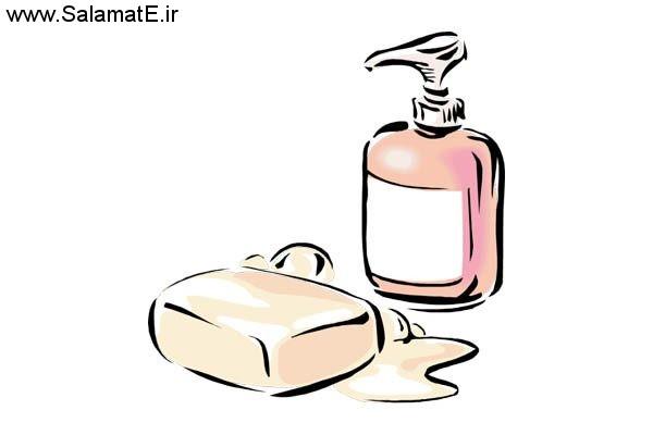 شما از صابون استفاده میکنید یا مایع دستشویی؟