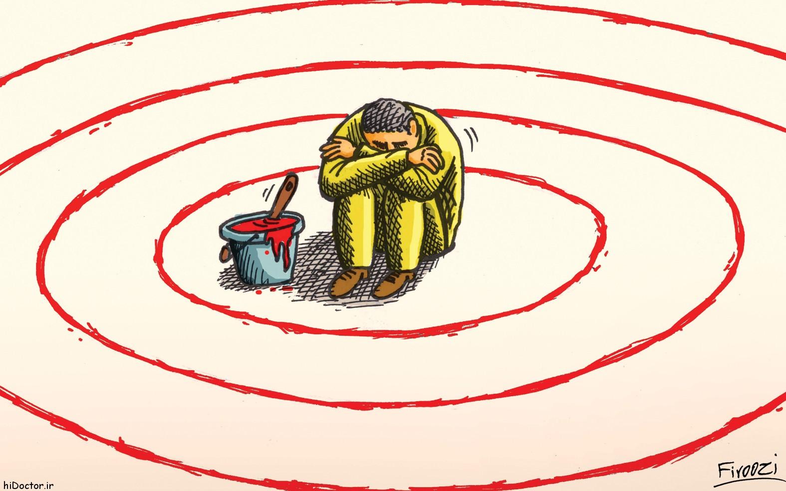 قرصهای ضد افسردگی اولین راه درمان (پس از مشاوره با روانشناس) برای افرادی است که به بیماری موذی افسردگی دچار شدهاند. سالانه حدود 50 بیلیون دلار پول تنها صرف خرید قرصهای ضد افسردگی میشود و این نشان دهنده آن است که مصرف این قرصها در سراسر دنیا و به خصوص در آمریکا بسیار بالاست.  بسیاری از پرشکان برای جلوگیری از این بیماری، مصرف این قرصها را که انواع و اقسام آنها در دسترس قرار دارند را مفید میدانند و بسیاری دیگر معتقدند که این قرصها بر اعصاب اثرهایی میگذارند که در طولانی مدت جبران ناپذیرند.  اما برای بسیاری از مردم کم تحمل، تنها راه کنترل روی احساسات در زمانهای که فشارهای مختلف و متفاوت از هر سو به انها هجوم میآورد پناه بردن به قرصهایی است که میتواند لااقل در کوتاه مدت حالشان را بهتر کند.[چطور با افسردگي مقابله كنيم؟]  افسردگی بیماری است که در هر سنی حتی 5 سالگی نیز ممکن است بروز کند و در سنین 25 تا 44 سالگی بیشترین تاثیر خود را نشان میدهد.  این بیماری شایع میتواند به شکلهای مختلف در افراد بروز کند که بدترین شکل آن همان است که به خودکشی در افراد میانجامد.  افسردگی نشانهها فیزیکی و روحی مختلفی دارد که به شکلهای زیر در افراد نمایان میشود:  احساس ناراحتی از دست دادن انگیزه بهم خوردن خواب خستگی مفرط چاقی یا لاغری ناگهانی از دست دادن امکان تفکر،تمرکز و تصمصمگیری یکباره به گریه افتادن بدون توضیح مشخص  این نشانهها ممکن است علائم بیماریهای دیگری همچون بیقراری، دیابت و مشکلات قلبی هم باشند و از آنجایی که برای تشخیص بیماری افسردگی هیچ آزمایش خونی نمیتوان انجام داد در نهایت میتوان گفت فردی که این نشانهها را دارد اگر به بیماریهای فوق مبتلا نیست مطمئنا افسردگی دارد.  علت افسردگی چیست؟  برای بیماری افسردگی هیچ علت یگانه و روشنی نمیتوان متصور بود. بعضی از عوامل زیستشناختی مثل بیماریهای جسمی، اختلالات هورمونی، یا بعضی داروها میتوانند نقش داشته باشند. عوامل اجتماعی و روانی نیز میتوانند نقش داشته باشند و اختلالات ارثیهم میتوانند مؤثر باشند.  اما عوامل تشدید کننده این بیماری ،عصبانیت یا احساس دیگری که فرو خورده شده باشد،داشتن شخصیتی وسواسی، منظم و جدی، تکاملگرا، یا شدیداً وابسته ،سابقه خانوادگی افسردگی،مرگ یا فقدان یکی از عزیزان و یا حتی گذر از یک مرحله از زندگی به مرحلهای دیگر، مثلاً یائس
