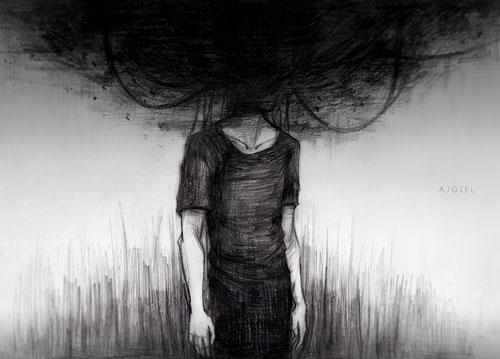 علت پدیداری افسردگی در انسان ها