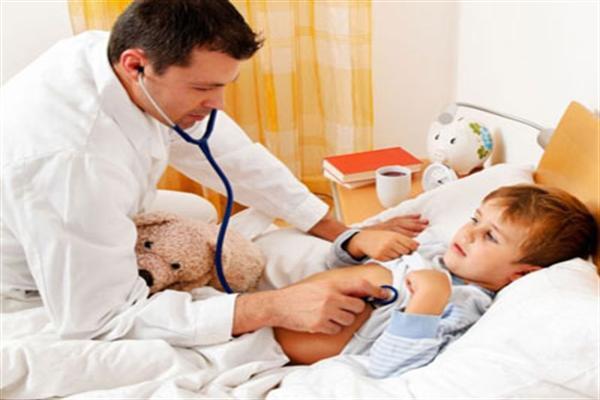 علایم آنفولانزا در کودکان چیست؟