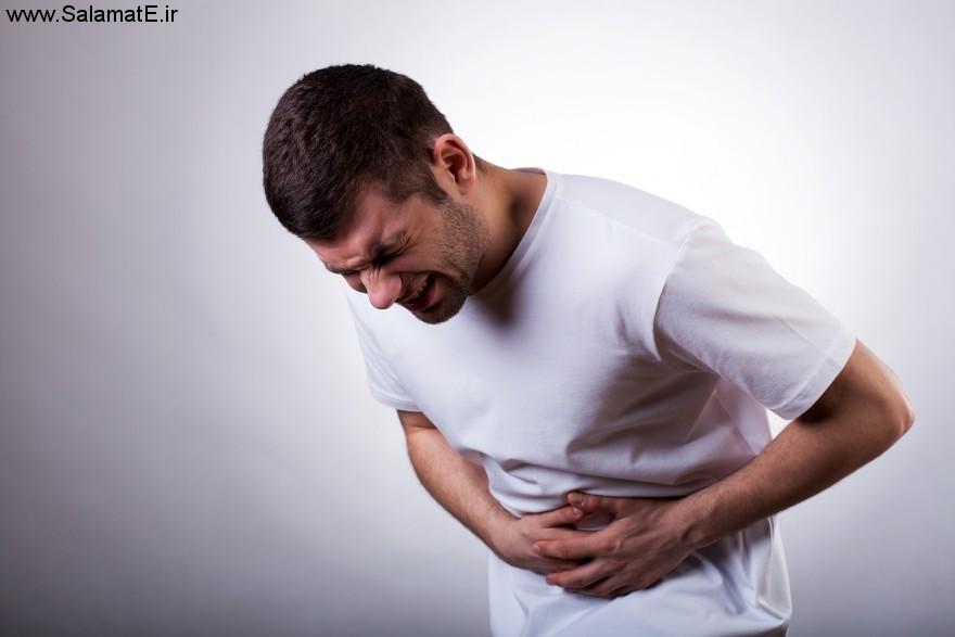 راه های تسکین سریع معده درد