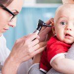 علت و روش درمان عفونت گوش در نوزادان چگونه است